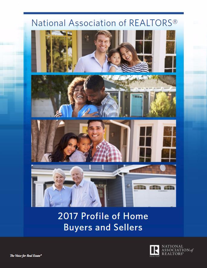 NAR 2017 Profile of Home Buyers and Sellers