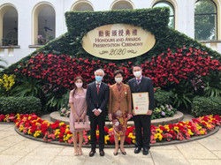Chief Executive's Commendation for Commu