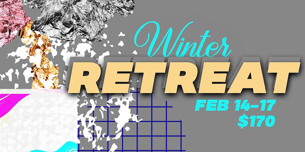 Urban Thread's Winter Retreat 2020