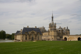 The Horse Museum of Chantilly, France