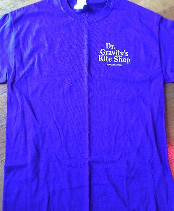 Dr. Gravity's Kite Shop T-Shirts