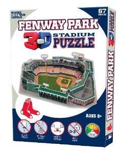 Fenway Park 3D Stadium Puzzle