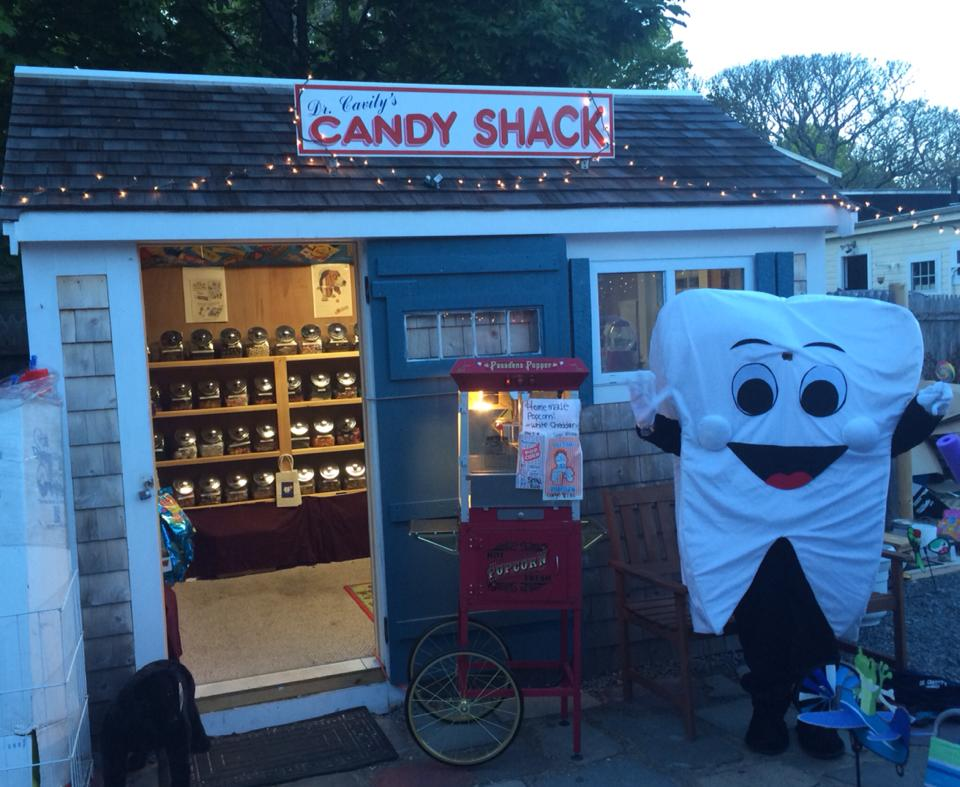 Dr. Cavity's Candy Shack
