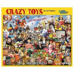 Crazy Toys Puzzle