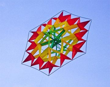 Stellar Box Kite