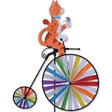 High Wheel Bike Spinners
