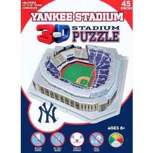 Yankee Stadium 3D Puzzle
