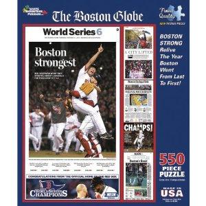 Boston's Strongest Puzzle