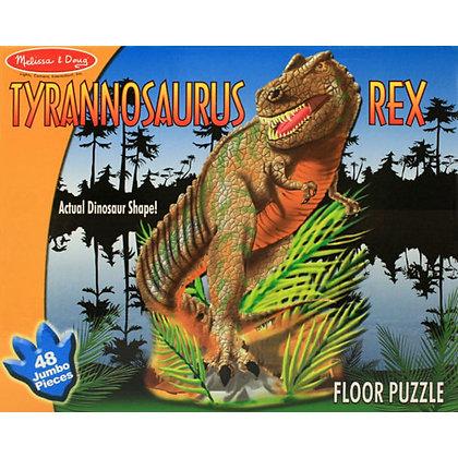 Tyrannosaurus Rex Floor Puzzle