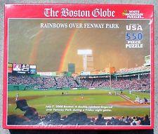 Rainbows Over Fenway Puzzle