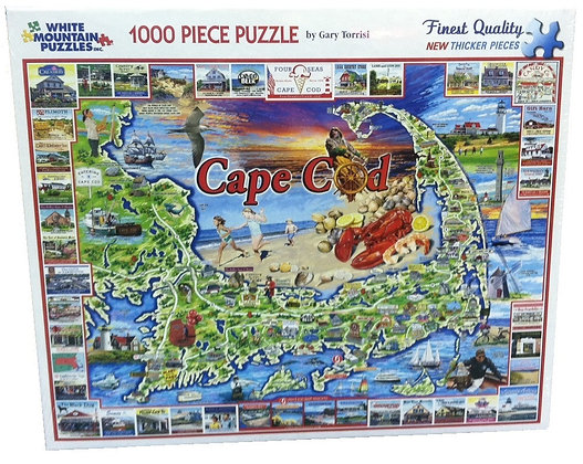 Cape Cod Puzzle
