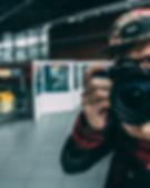 L'homme avec caméra