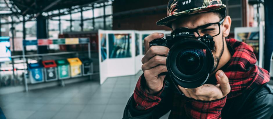 Fotografia: ganhe dinheiro na internet com as suas fotos