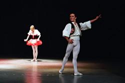 Nikolay Chevychelov and Ekaterina Berezina
