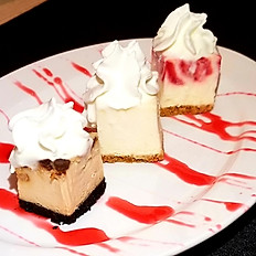 Cheesecake Mini's