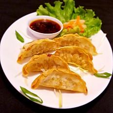 A0. Crispy Dumplings