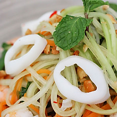 G2.	Papaya Salad with Shrimp & Squid (Gỏi Tôm Mực Đu Đủ)