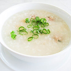 CH3. Chicken Rice Porridge (Cháo Gà)