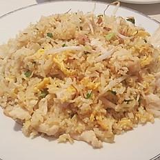 C11. Fried Rice (Cơm Chiên: Tôm, Bò, Xá Xíu hay Gà)