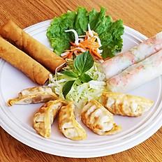 Saigon Appetizer Combo (Saigon Khai Vị Đặc Biệt)