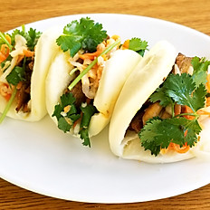 A12. Steamed Bao Buns