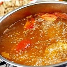 HP4. Thai Spicy Hot Pot (Lẩu Thái)