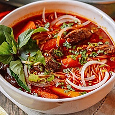 H9. Beef Stew Noodle Soup (Hủ Tiếu hay Mì Bò Kho)