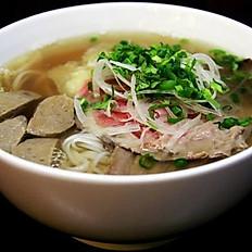 P1. Saigon Special Beef Noodle Soup (Phở Saigon Đặc Biệt)