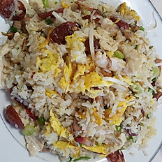 C12. Saigon House Combo Fried Rice