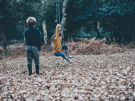 6x Waarom spelen in de natuur belangrijk is