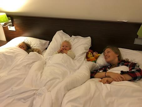 Zo kun je veilig samen slapen