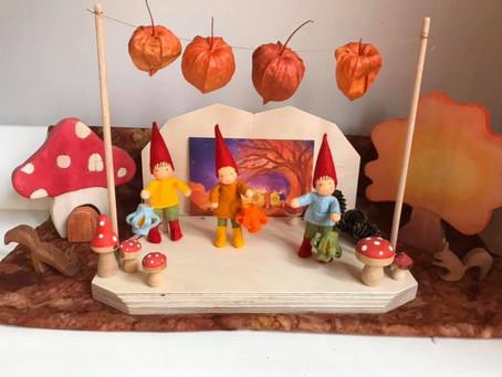 Maak samen met je kinderen een seizoenstafel