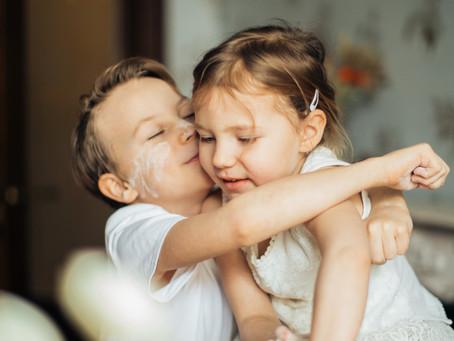 Seksuele voorlichting aan jonge kinderen