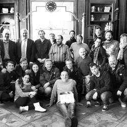 Rodaje Goyas Sketch actores 2013