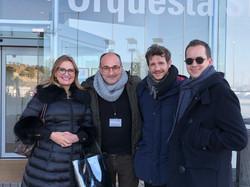 Ainhoa Arteta y los directores
