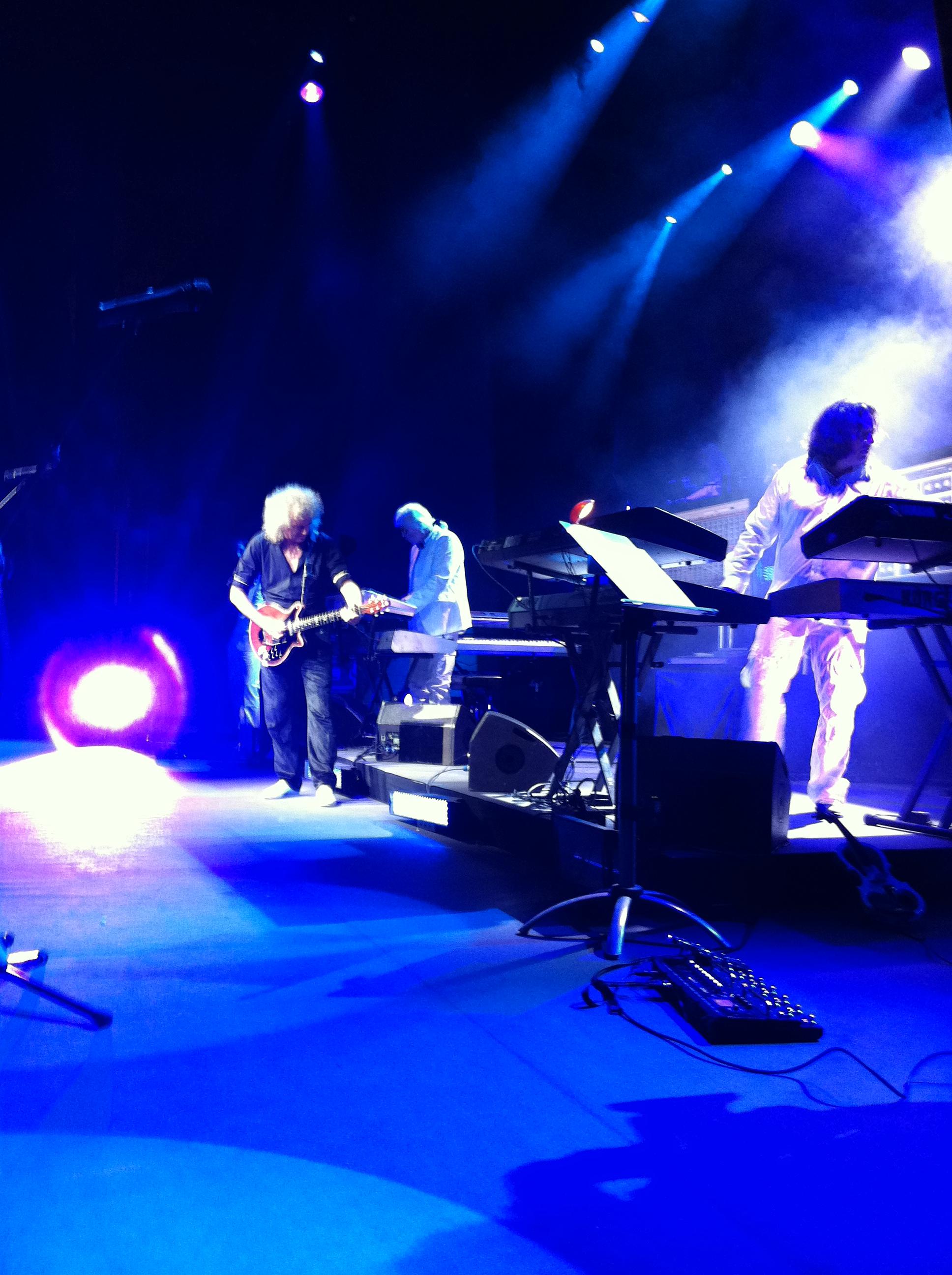 Brian May & Tangerine Dream