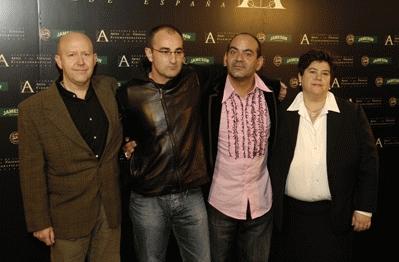 Foto Prensa Goyas 2008