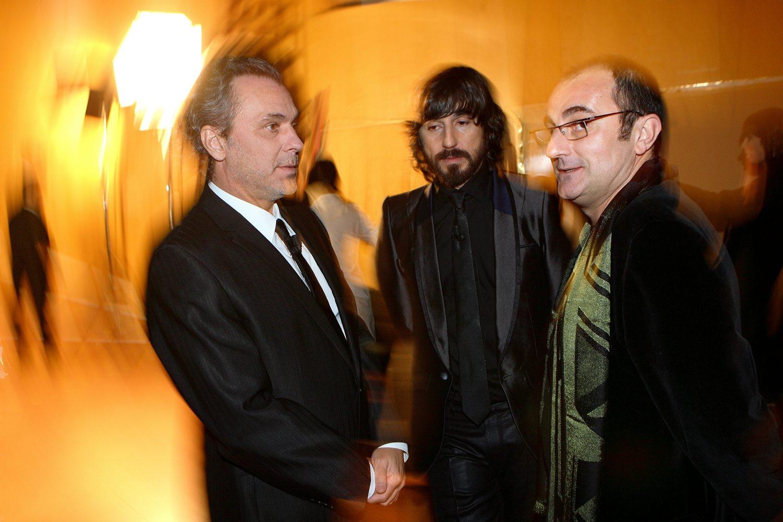 Backstage Goya