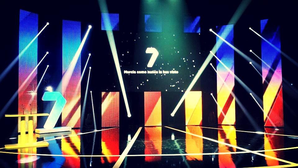 Presentación 7 TV Secuoya