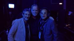 Garik y Rick Wakeman de Yes