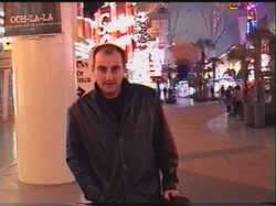 Manelillo en downtown Las Vegas