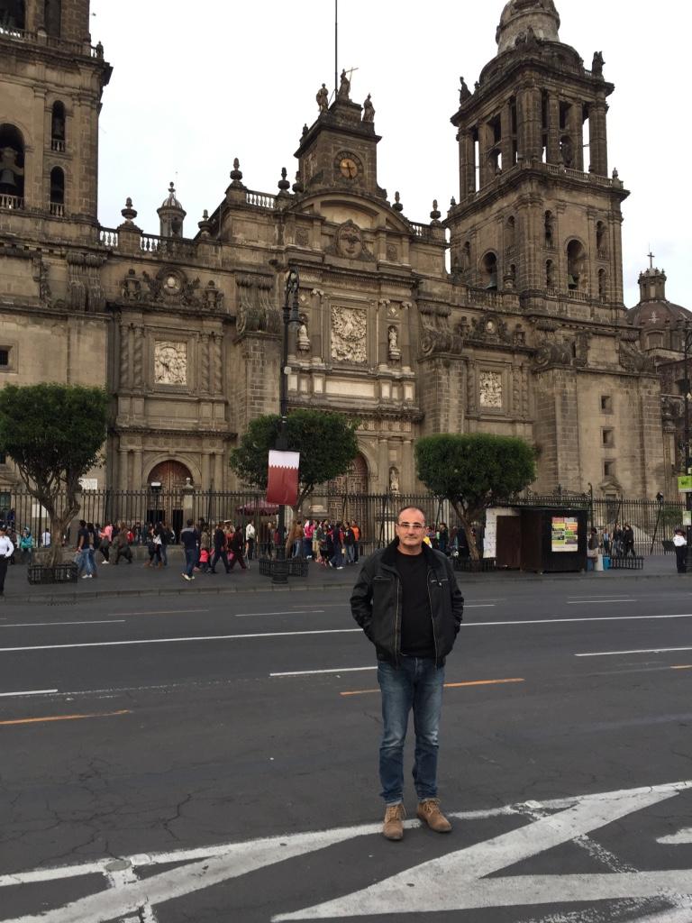 Zócalo México 2015