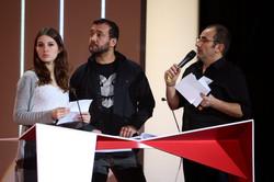 Ensayos premios Goya 2009