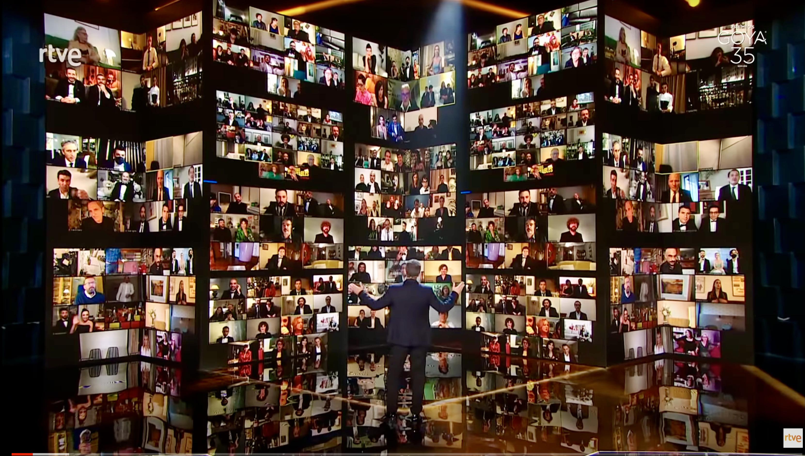 35 Edición Premios Goya 2021