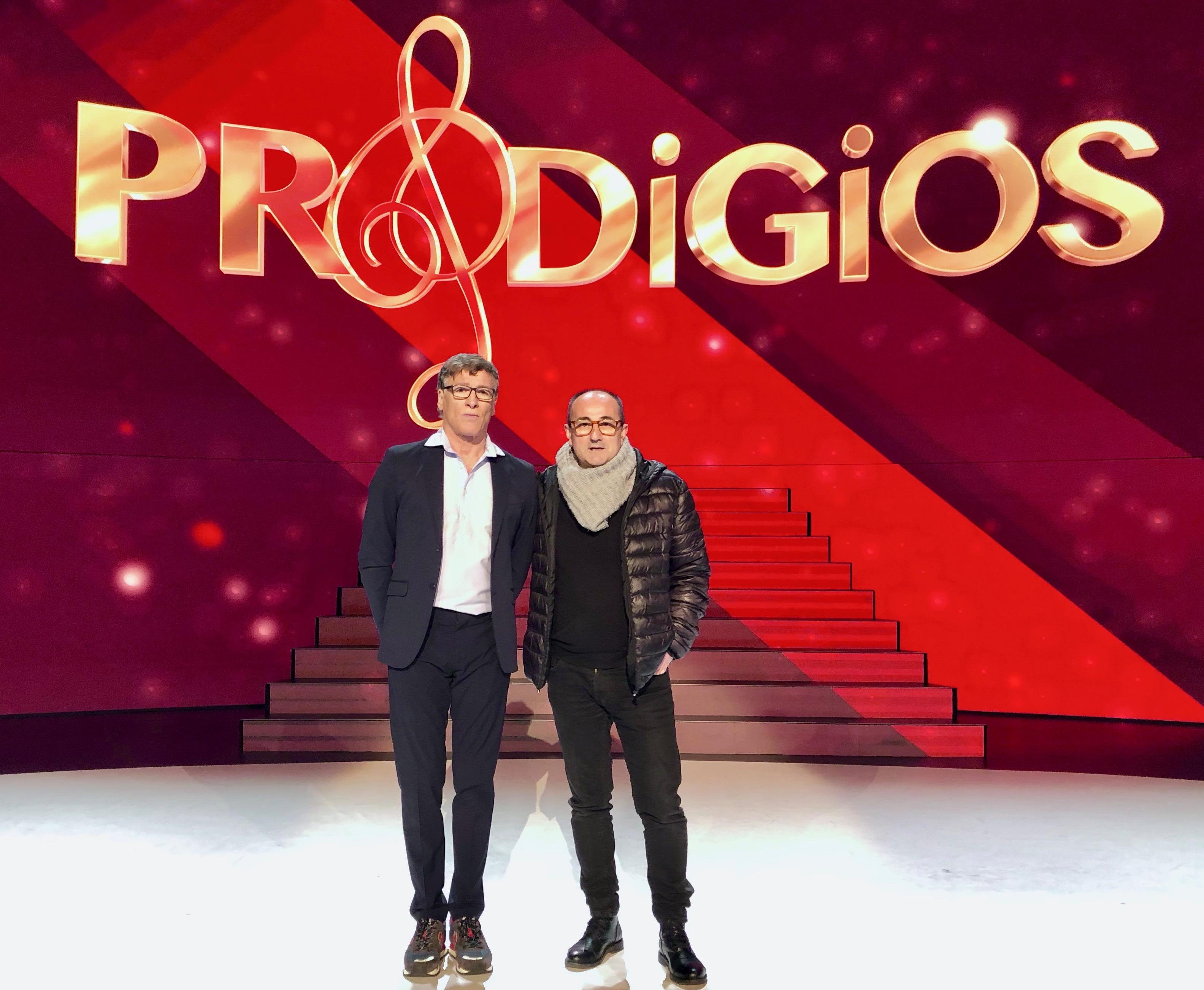 Nacho Duato en Prodigios