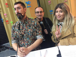 Ensayos Ondas 2017 Sevilla