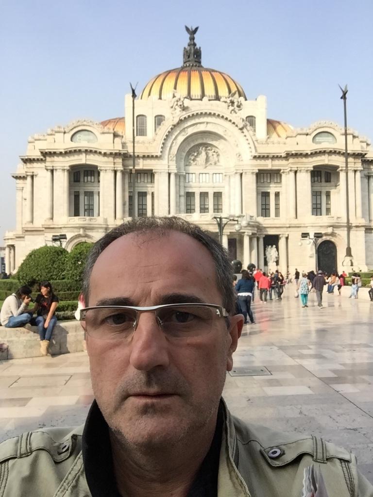 Palacio de Bellas Artes de MéxicoCD