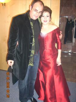 Con Carmen Machi