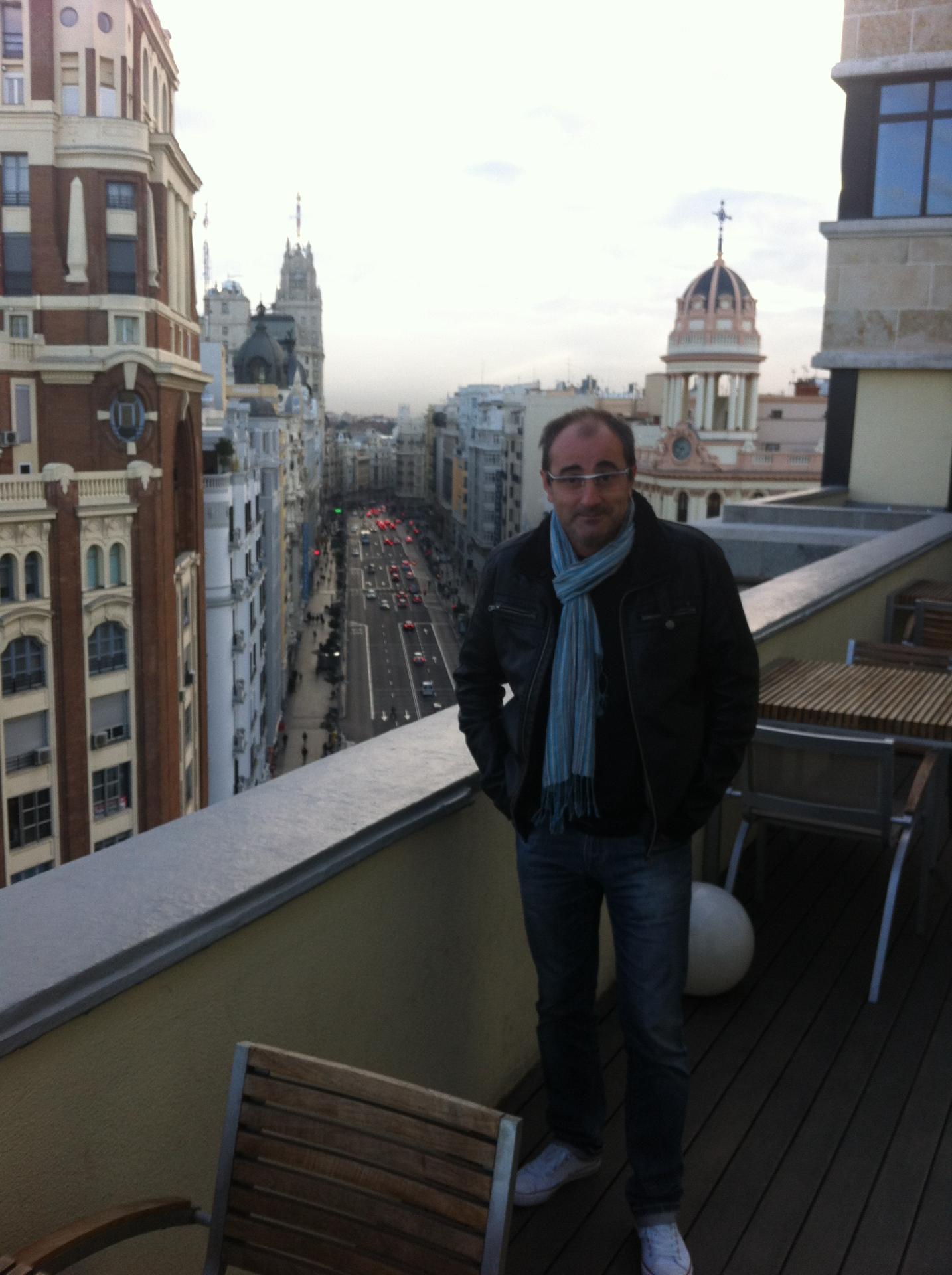 Hotel Capitol Madrid