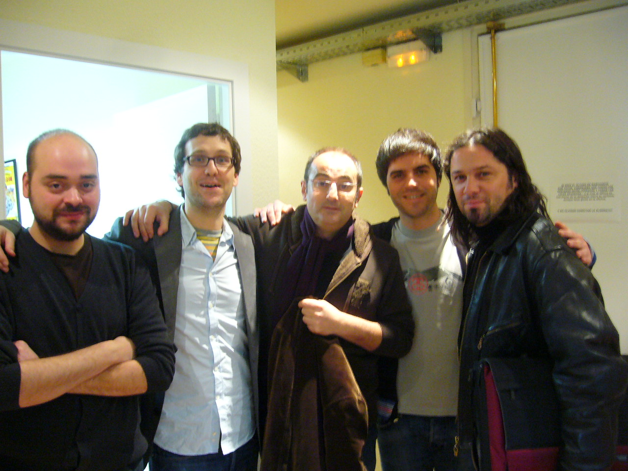 Manel en Hill Valley 2009